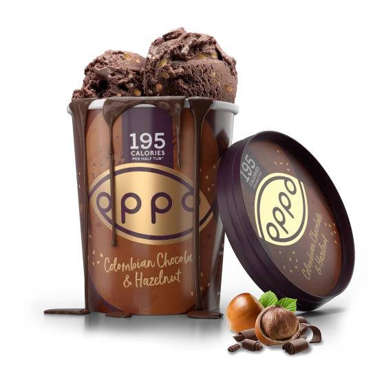 Oppo Chocolate Hazelnut 475ml – 6 stk í pk
