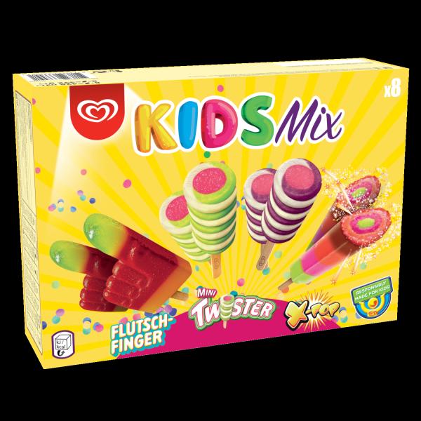 Frisko Kids Mix Multipack 8 stk. – 6 ein. í pk.